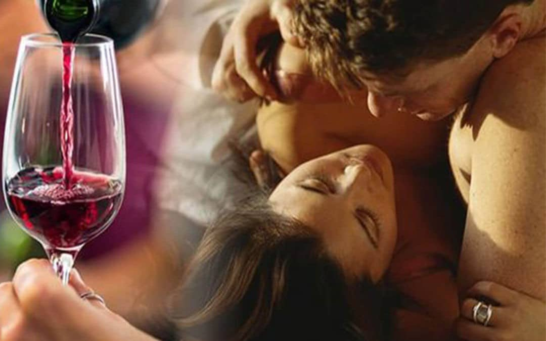 Why Wine is an Aphrodisiac